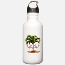 Tropical Holiday Water Bottle
