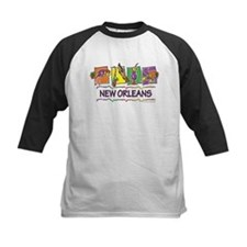 New Orleans Squares Tee