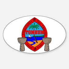Guam Seal Decal