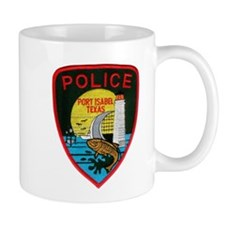 Port Isabel Police Mug