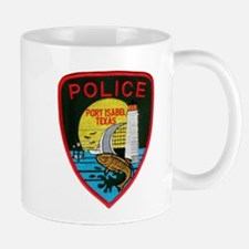 Port Isabel Police Mug