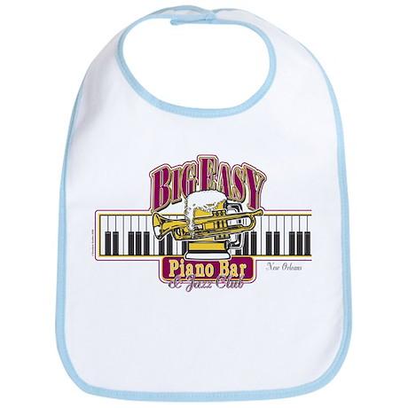 Big Easy Piano bar Bib