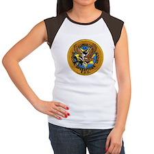 Alameda County SOG EOD Women's Cap Sleeve T-Shirt