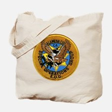 Alameda County SOG EOD Tote Bag