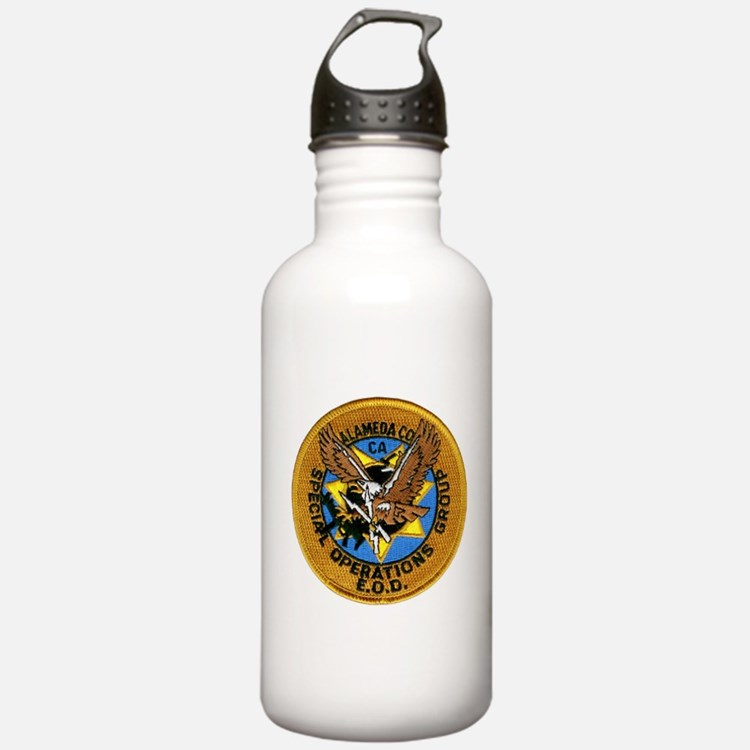 Alameda County SOG EOD Water Bottle