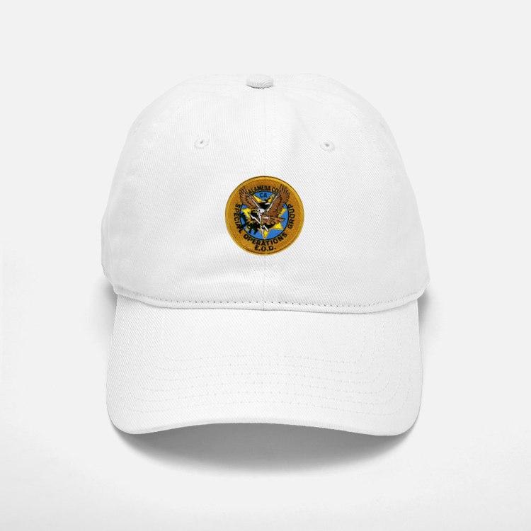 Alameda County SOG EOD Baseball Baseball Cap