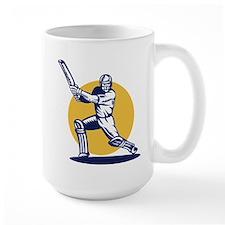 cricket sports player Mug