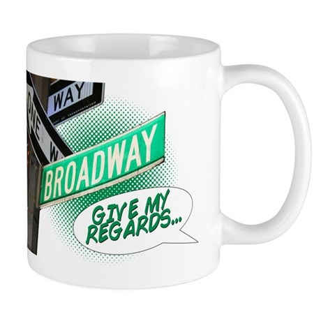 Give my Regards Mug