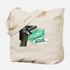 Give my Regards Tote Bag