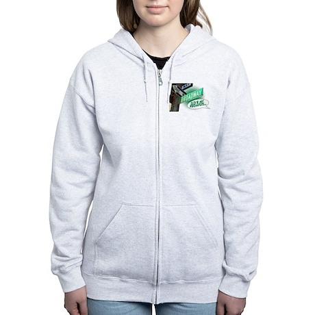 Give my Regards Women's Zip Hoodie