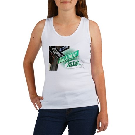Give my Regards Women's Tank Top