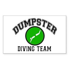 Diving Team Decal