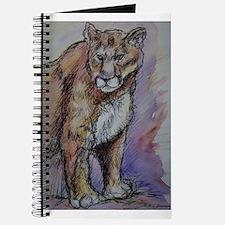 Mountain Lion, Stunning, Journal