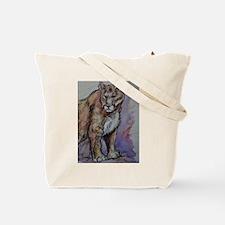 Mountain Lion, Stunning, Tote Bag