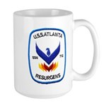 USS ATLANTA Large Mug