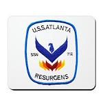 USS ATLANTA Mousepad