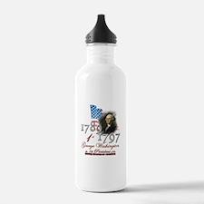 1st President - Water Bottle