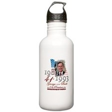 41st President - Water Bottle