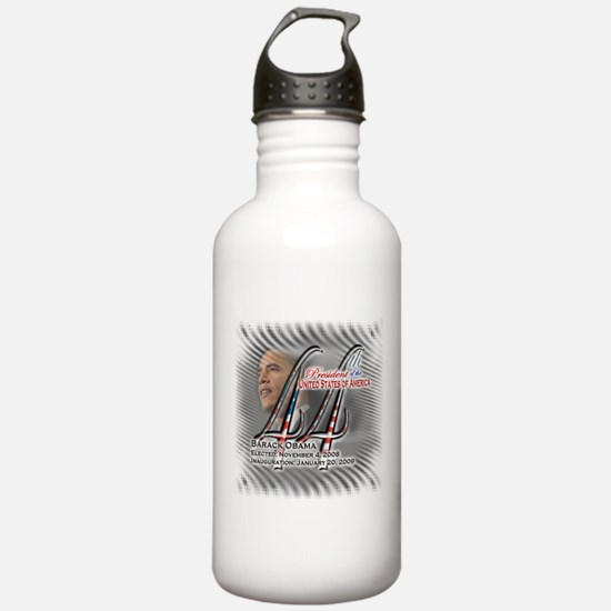 Pro obama Water Bottle