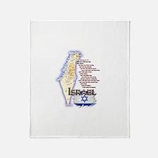Gen 12: 1-3 Throw Blanket