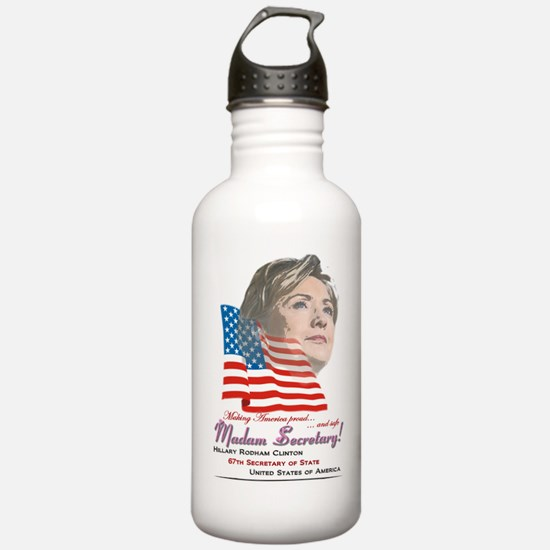 Madam Secretary! - Water Bottle