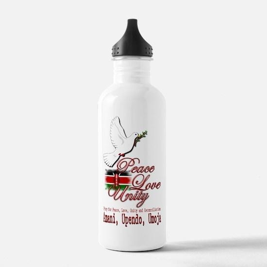Pray for Kenya - Water Bottle