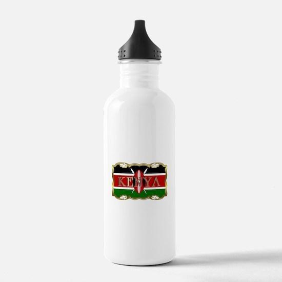Kenya - Water Bottle