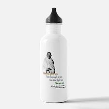 Cute Bollywood Water Bottle