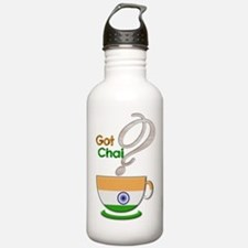 Got Chai? Indian - Water Bottle