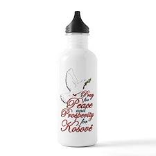 Cute Albania europe Water Bottle