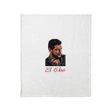 El Che - Throw Blanket
