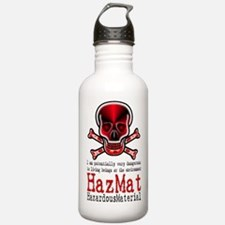 Hazardous Material - Sports Water Bottle