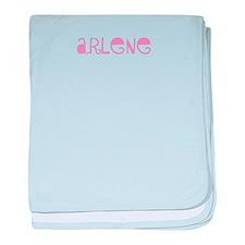 Cute Arlene baby blanket