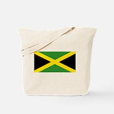 Jamaican Flag Tote Bag