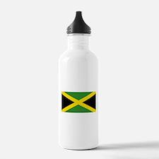 Jamaican Flag Water Bottle