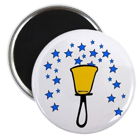 "Star Fountain 2.25"" Magnet (10 pack)"