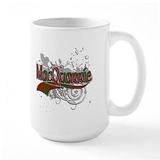 MacQuarrie Tartan Grunge Mug