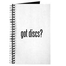 got discs? Journal