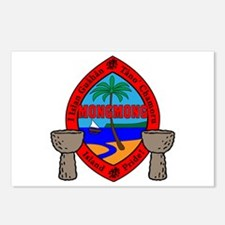 Guam Seal Postcards (Package of 8)
