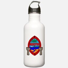 Guam Seal Water Bottle