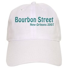Bourbon Street 2007 Baseball Cap