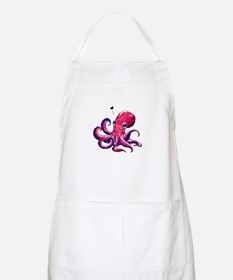 Squid Love Apron