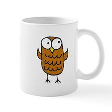 Maggie's Owl Mug