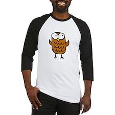 Maggie's Owl Baseball Jersey