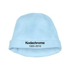 Kodachrome 1935-2010 baby hat