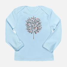 VESPA TREE Long Sleeve Infant T-Shirt