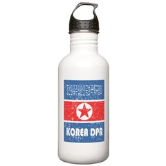 DPR KOREA WORLD CUP 2010 Water Bottle
