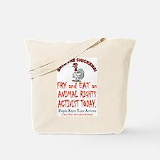 People Enjoy Tasty Activists Tote Bag