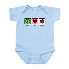 Peace Love Boxing Infant Bodysuit