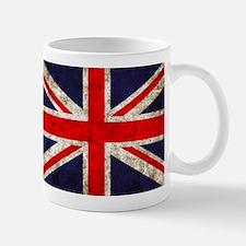 Grunge UK Flag Mug
